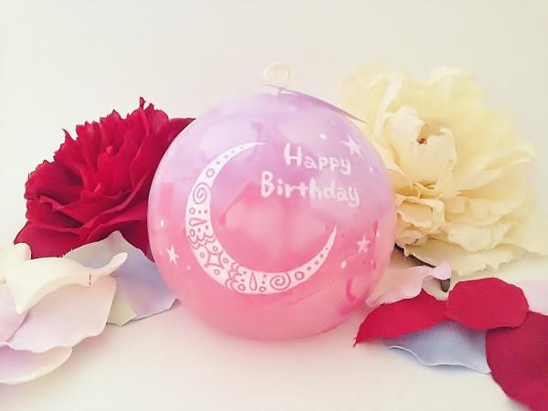 お誕生日プレゼント用キャンドル