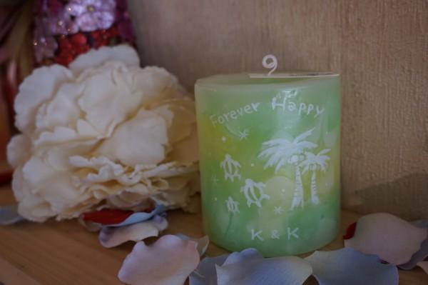 8月、9月のお誕生日プレゼントのご注文承り中です★ハワイアンなデザインやシェル、海などのデザインが人気です★