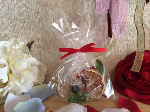 結婚式のゲストへの贈り物♡プチギフトとして使えるボタニカルアロマワックスバー♪大量注文OKです!
